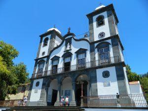 église Notre Dame de monte à madère portugal