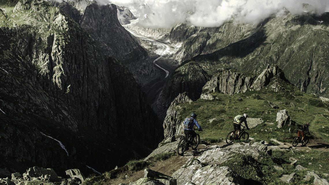 Découvrez le VTT en Valais (Suisse)