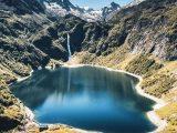 Randonnée autour du lac d'Oô dans les Pyrénées