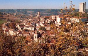GR65 Sur le chemin de Saint Jacques de Compostelle entre Cahors et Lectoure