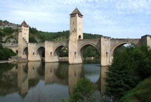GR65 Sur le chemin de Saint Jacques de Compostelle entre Conques et Cahors