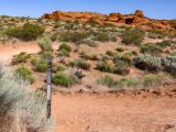randonnée turtle wall USA UTAH
