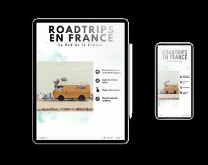 J'ai découvert un e-book révolutionnaire pour la randonnée/Roadtrip et le tourisme