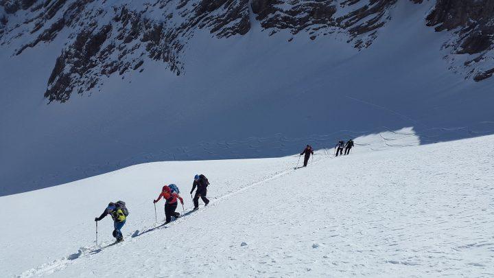 Fonctionnement du ski de randonnée
