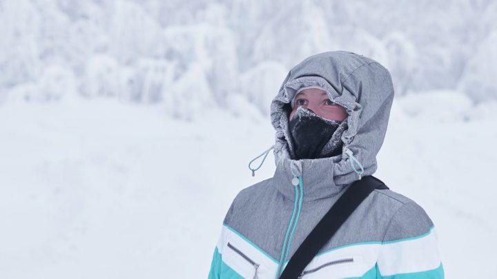tours de cou randonnée hiver